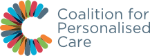 Coalition for Personalised Care Logo